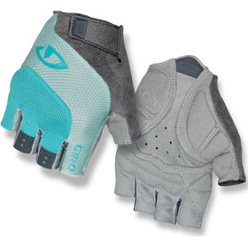 Giro Tessa Gel Bike Gloves Women grey/turquoise